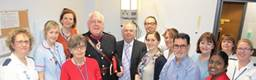 High Sheriff praises Trust staff