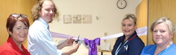 Hospital Opens Butterfly Suite